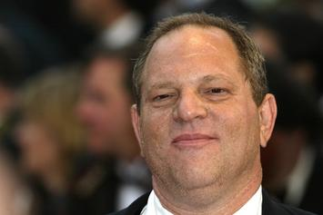 Harvey Weinstein Slapped Twice At Restaurant, Here's Footage