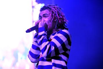 Lil Pump Reportedly Leaves Warner Bros, Sparks Label Bidding War