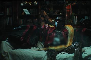 "Future & Young Thug Release Spooky, Snake-Filled ""Mink Flow"" Video"