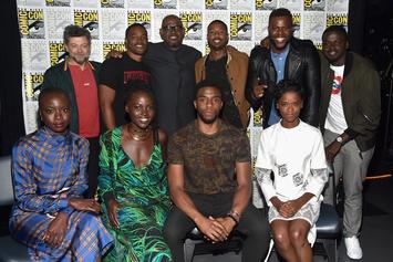 """""""Black Panther"""" TV Spots Reveal The """"King of the Avengers"""""""