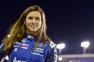 Danica Patrick Confirms She's Dating Aaron Rodgers