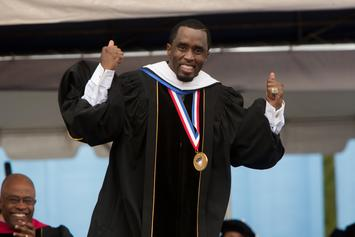 Diddy Donates $200K To French Montana's Mama Hope Initiative