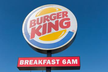 Burger King Tries To Match McDonald's With New Double Quarter Pound King