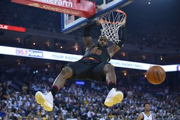 LeBron James Will Reportedly Be Captain Of One All Star Team