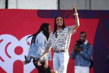 Quavo Says He Produced Some Songs With Kanye West