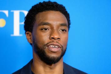 "Chadwick Boseman Says ""Black Panther"" Role Has Him Feeling ""Like A Mayor"""