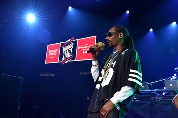 Snoop Dogg Donates $25K To Colin Kaepernick's Million Dollar Pledge