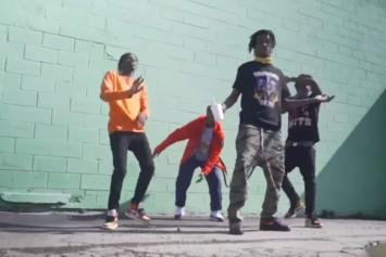 "Playboi Carti & Lil Uzi Vert Break It Down In AWGE Directed ""Lookin"" Visuals"