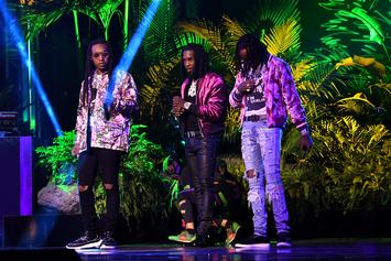 """Migos Return To The Breakfast Club, Talk """"Culture 2"""" Length & More"""
