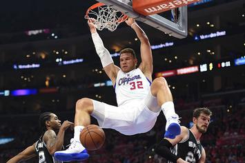 Blake Griffin Releases Statement On Trade To Detroit