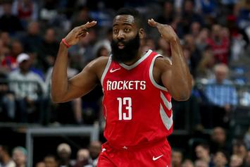 James Harden Makes NBA History With First Ever 60 Point Triple-Double