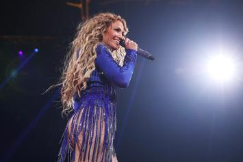 Watch Jennifer Lopez Pay Tribute To Prince At Super Bowl Party