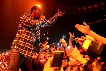 """Travis Scott Scores Legal Victory, """"Inciting Riot"""" Charges Dropped"""