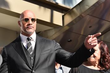"""Dwayne Johnson To Host Physical Competition Series """"The Titan Games"""""""