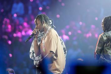 New Travis Scott Leak Finds Rapper In Reflective State