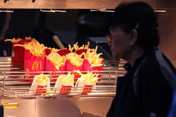 McDonald's French Fries May Cure Baldness, According To Study