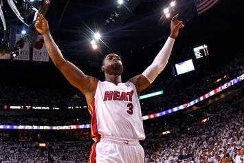 Miami Heat Merchandise Sales Up 8,000% After Dwyane Wade Deal