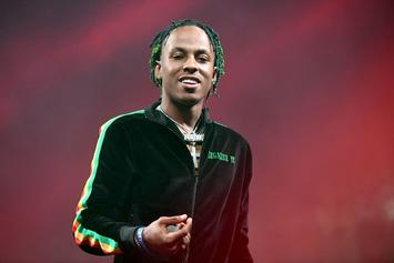 Watch Rich The Kid Freestyle Using Flash Cards