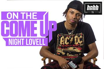 "Night Lovell Sets Off New Season Of ""On The Come Up"""