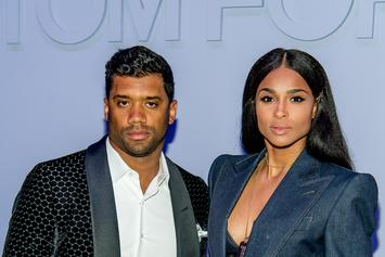 Ciara & Russell Wilson Introduce 9-Month-Old Baby Girl Sienna To The World