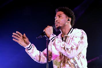 Trey Songz Accused Of Hitting Woman In The Face At All-Star Party