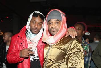 "Jim Jones & Cam'Ron Get Heated In New ""Wasted Talent"" Commercial"