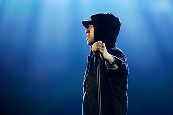 """Eminem's """"Till I Collapse"""" Is Spotify's Most-Streamed Workout Record"""
