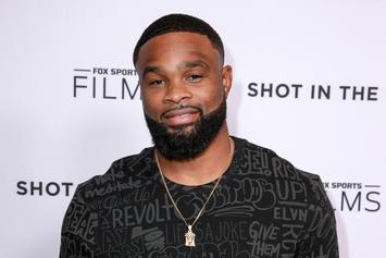 """UFC's Tyron Woodley Says Tekashi69 LAX Fight Is """"Embarrassing"""""""