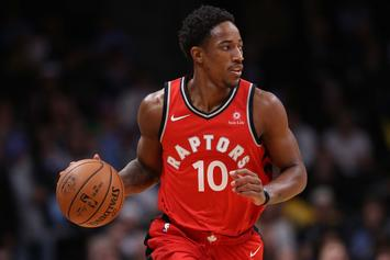 """DeMar DeRozan Opens Up About Depression: """"This Is Real Stuff"""""""