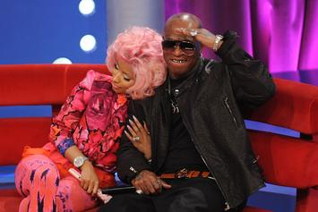 "Birdman Says Nicki Minaj Is The ""Best Female Ever In Hip-Hop"""