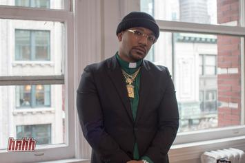 """CyHi The Prynce Rates Bars: """"I Can't Compare These Guys To Me - I'm God Level"""""""
