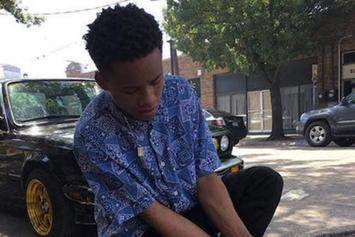 Tay-K's Robbery & Murder Accomplice Sentenced To 20 Years