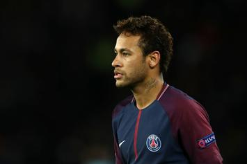 Neymar To Undergo Foot Surgery: Report