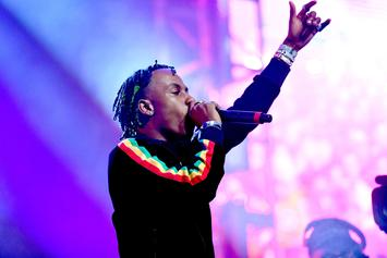 "Rich The Kid & Kendrick Lamar's ""New Freezer"" Sparks Viral Challenge"