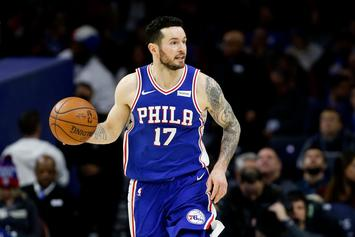 JJ Redick Apologizes For Uttering Racial Slur In Chinese New Year Video