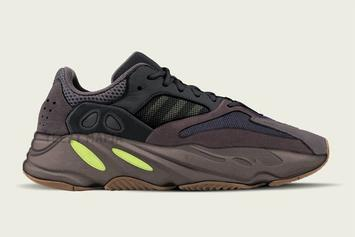 Kanye West Debuts New Yeezy Boost 700 Colorway