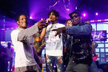 """A$AP Rocky & A$AP Mob Roast Nick Cannon On """"Wild N' Out"""""""