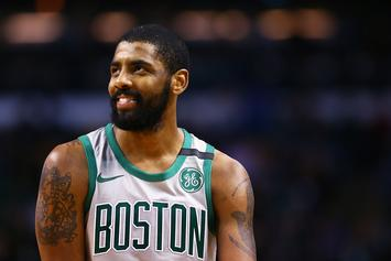 Kyrie Irving Surprises Father With Home Renovation