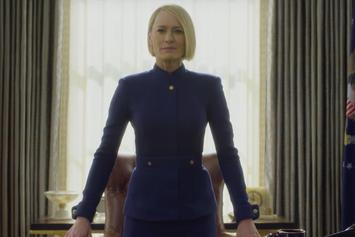 "Netflix Debuts ""House of Cards"" Trailer For Final Season Without Kevin Spacey"