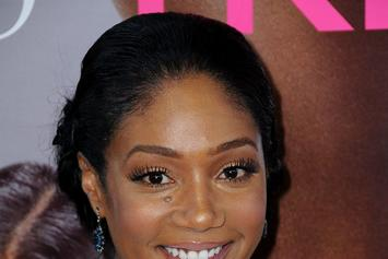 Beyonce Gets Camera Shy In Selfie With Tiffany Haddish