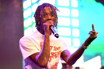 Famous Dex Says He Quit Lean After Being Rushed To Hospital