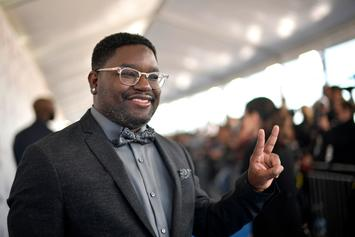 """Lil Rel Says Kyrie Irving Found Out He Was Traded While Filming """"Uncle Drew"""""""