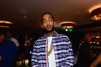 "Nipsey Hussle Reveals What Belly & Einstein Have In Common On ""Rate The Bars"""