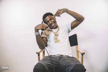 YoungBoy Never Broke Again Nearly Stripped By Adoring Mob