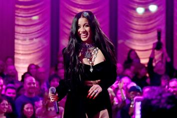 Cardi B Calls Out Hater Who Implies She's Afraid Of Nicki Minaj