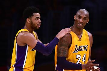Lakers Trade D'Angelo Russell To Brooklyn Nets