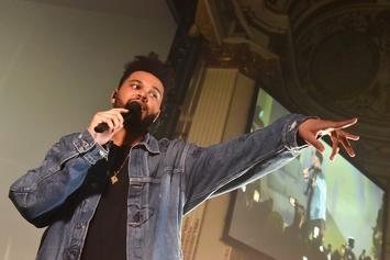 The Weeknd Announces H&M Collaboration
