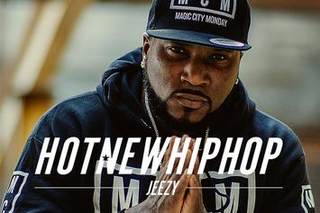 Digital Cover Story: Jeezy (October/November)
