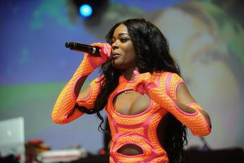 Azealia Banks Breaks Down Crying During Interview On The Russell Crowe Incident