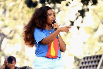 """SZA Calls Out TDE For Not Releasing Her Album: """"I Actually Quit"""""""